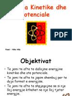 Projekt fizike