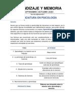 Aprendizaje y memoria. Introducción.pdf