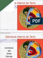 AP- estrutura da Terra