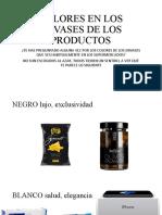 COLORES EN LOS ENVASES DE LOS PRODUCTOS.pptx
