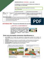 RESUMEN DEL ÁREA DE COMUNICACIÓN DIA25-set