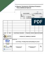 OMJ-ANC-SRT-QA-1502-Updated - AG FF PIPES. Welding Material Handling Procedure