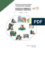 OS Hospital Community Pharmacy Assisting L3