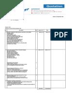 Penawaran Harga LEICA (PUPR Jabar) Include PPN dari Vendor
