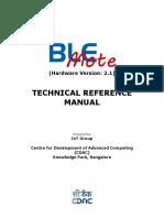 BLE-Mote-2V1_TRM_v1.0