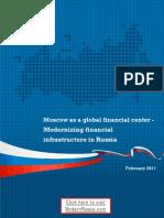 Modernizing Financial Infrastructure in Russia  (factsheet via ModernRussia.com)