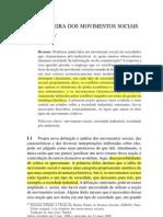 Na Fronteira dos Movimentos Sociais - Alain Touraine