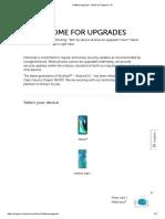 Softwareupgrade - Motorola Support - IN