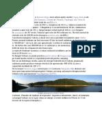 istoria lacului vidraru