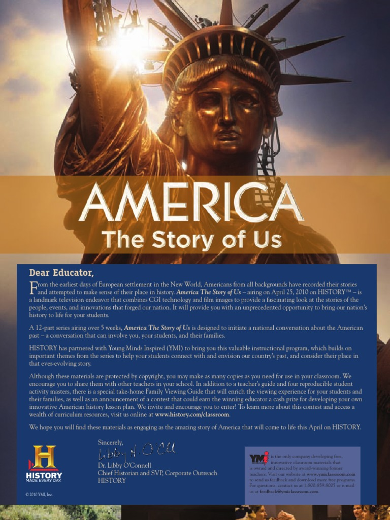 america the story of us download free
