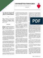 Les documents contrerevolutionnaires.