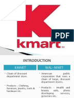 sears kmart merger swot analysis Environmental analysis (swot) the sears holdings corporation (shc) and  kmart merger created a great opportunity to improve the companies during a very .