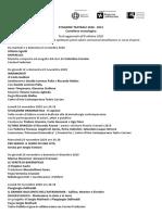 Cartellone Cronologico 20-21