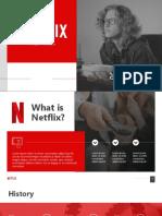 Netflix Ppt Creative