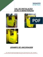 756 - Manual Grampos GA-4, GA-6, GA-7, GA-8 e GA-9- GA-10 xxKN-TRxx-DH-DV-000-FF