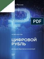 Доклад для общественных консультаций