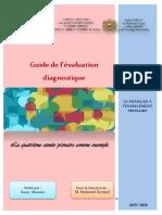 le guide d'évaluation diagnostique