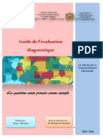 le guide d'évaluation diagnostique