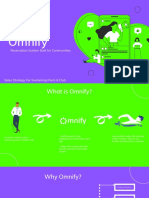 Omnify Sales Process for Swimming Pools by Vipul Jha