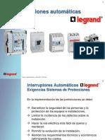 Protecciones automaticas Legrand - TÉCNICO COMERCIAL.pdf