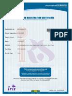 TaxPayer Registration Certificate.pdf