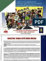 Guia para la elaboracion del plan comunitario de prevencion y atencion de desastres.PDF