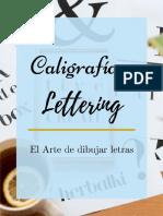 Caligrafía y Lettering.pdf · versión 1.pdf