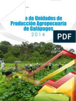 Unidades de producción agropecuaria