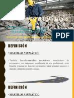 MARTILLOS NEUMÁTICOS (Aneiva-Claros)