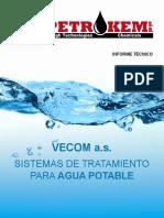 Vecom - Tratamiento Agua Potable