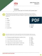 Vocabulary Version 2