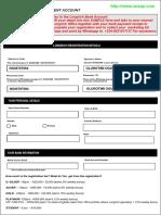 Longrich Registration Form Nigeria