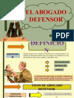 Abogado Defensor