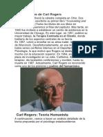 Teoría y libros de Carl Rogers