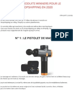 Les10 produit winner du moment.pdf
