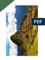 Perú - maravillas turísticas