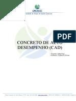ESTRUTURAS DE CONCRETO (Recuperação Automática)