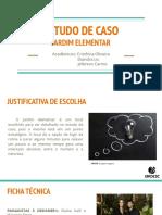ESTUDO DE CASO PAISAGISMO