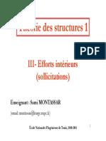 Théorie des structures-Chapitre3