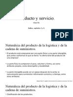 03 Producto y servicio