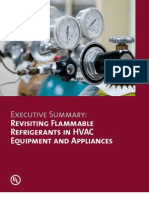 UL Exec Summary Revisiting Flammable Refrigerants 110103-5 v1
