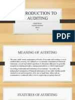 Auditing Assignment 2