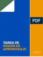 TAREA DE SESIÓN DE APRENDIZAJE N° 03