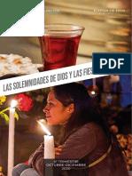 Las solemnidades de Dios y las fiestas del mundo - IGLESIA DE DIOS