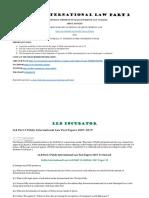 Public international Law PART 2 PDF...