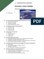 1 CAEA Meteorologie 2015