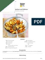 Hähnchenwok mit Quitten und Möhren-28104