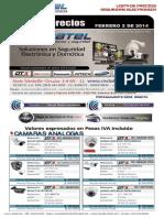 Precios Distribuidor Redatel Febrero 2[1] Copy