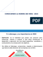 Clase ISO 9001