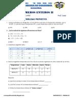 Matematic1 Sem 28 Guia de Estudio Numeros Enteros II Ccesa007